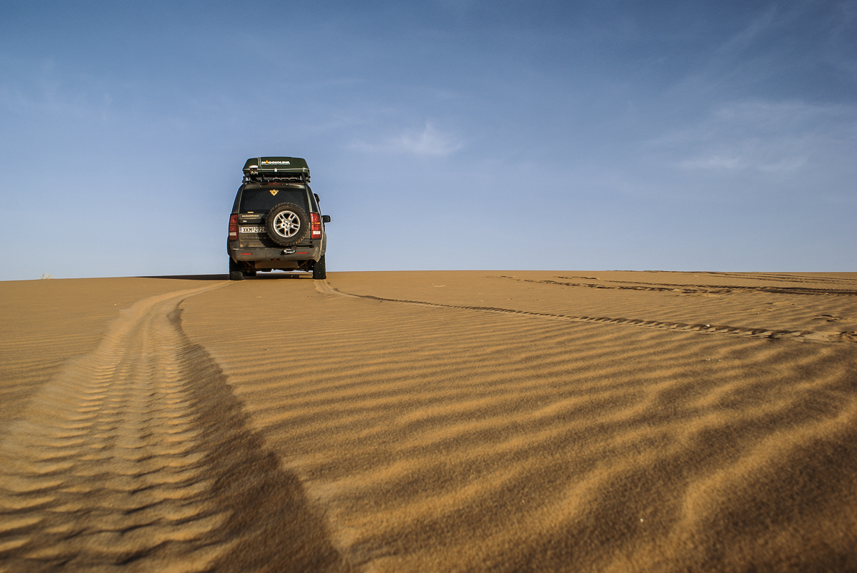 Click image to view Land Rover Discovery3 gallery