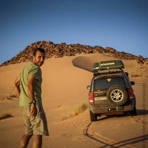Deep in Sahara from Nouadhibou to Atar
