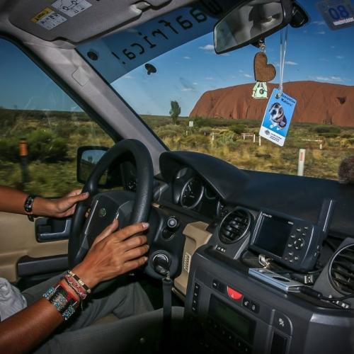 This is Uluru, Australia!