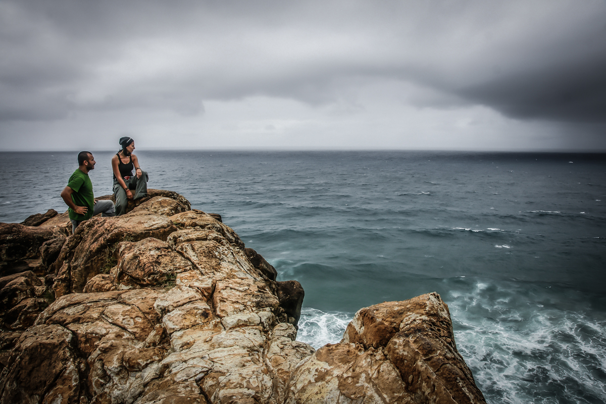 Relaxed in Fraser island, Australia