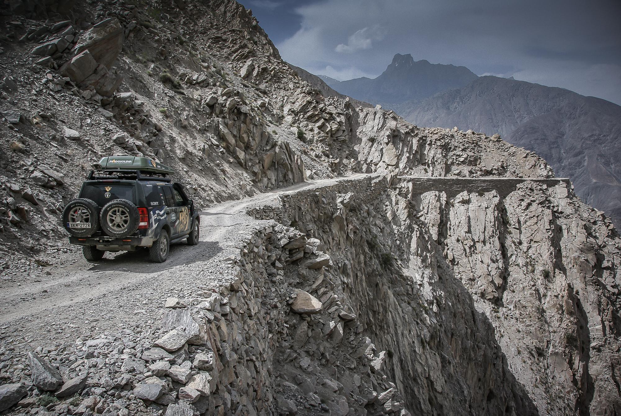 pakistan karakorum hway nanga parbat road