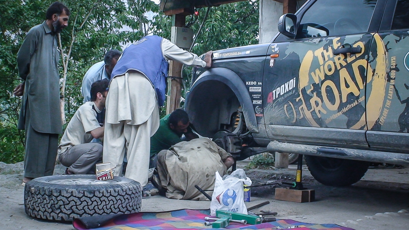 You can fix anything, anywhere in Pakistan!