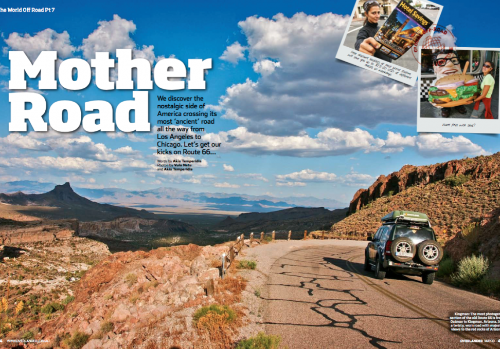 Overlander 4WD, May 2010